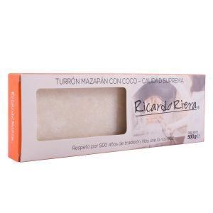 Turrón Artesano de Coco 500 grs
