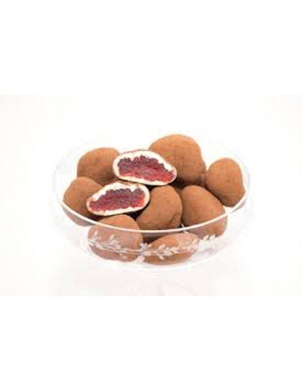 Besos de Fresa al Cacao 200 grs