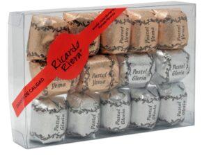 Pasteles de Gloria y Yema, 500 grs.