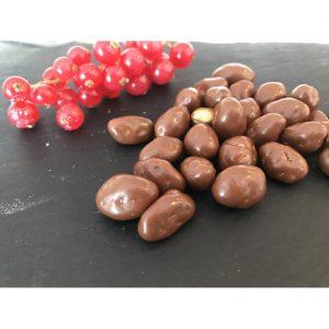 Pistachos Iraníes al Chocolate 35% MG