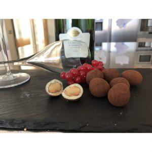 Macadamia al cacao 200 grs