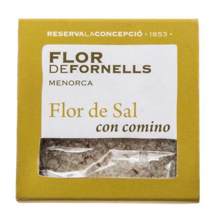 FLOR DE FORNELLS CON COMINO