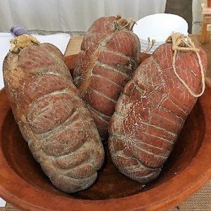Sobrasada Pultrú de Menorca