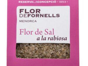 FLOR DE FORNELLS A LA RABIOSA