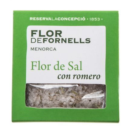 FLOR DE FORNELLS CON ROMERO