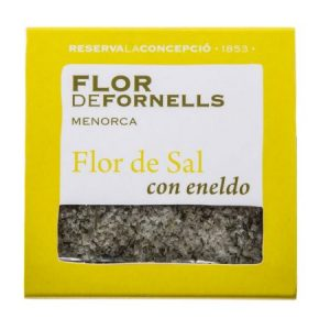 FLOR DE FORNELLS CON SEMILLAS DE ENELDO