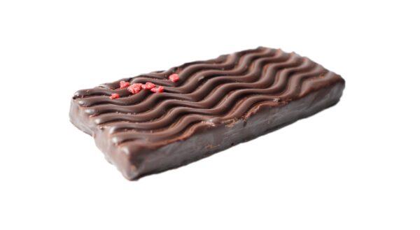Turrón trufado de chocolate al brandy 5