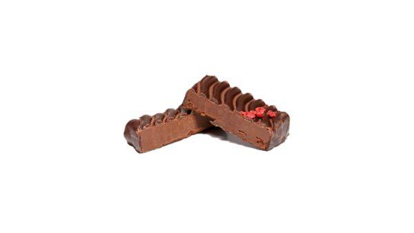 Turrón trufado de chocolate al brandy 3