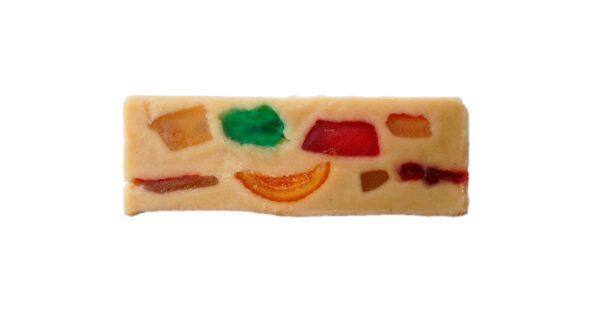 Turrón artesano de mazapán con Fruta 2