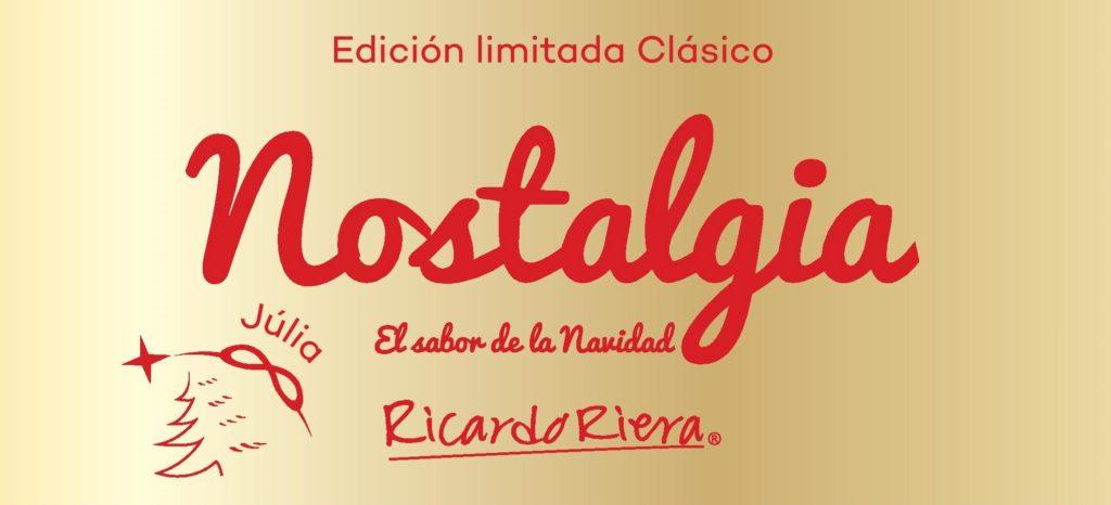 Turón Nostalgia Ricardo Riera 2019