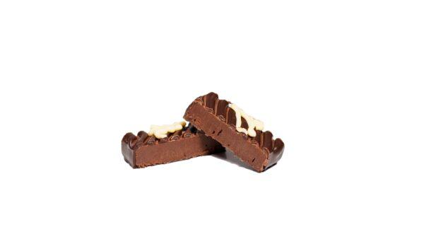 Turrón trufado de chocolate al Marc de Cava 3